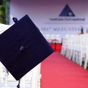Yeditepe Üniversitesi 2017 Mezuniyet Töreni