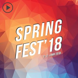 Yeditepe University Spring Fest'18 2-3-4 May 2018