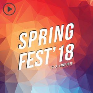 Yeditepe University Spring Fest'18 2-3-4 May 2018