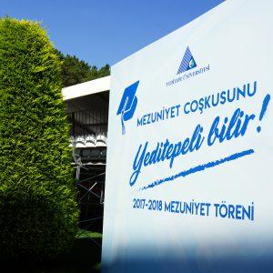 Yeditepe Üniversitesi 2018 Mezuniyet Töreni - Mezuniyet Coşkusunu Yeditepeli bilir!